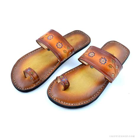hippie slippers mexican boho sandals on sale for 24 95 at hippie