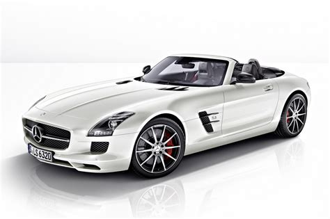 Mercedes Sls Amg Gt by 2013 Mercedes Sls Amg Gt New Name For The Refreshed