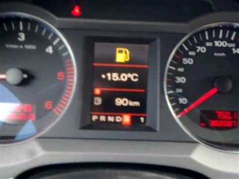 Audi A6 3 0 Tdi Probleme by Audi A6 3 0 Tdi Quattro Problem False Neutral Youtube