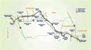 coaster san diego map