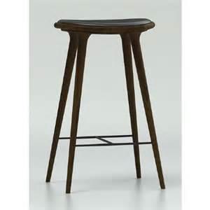 Grey Wood Table Mater Barstol High Stool Hard Wood