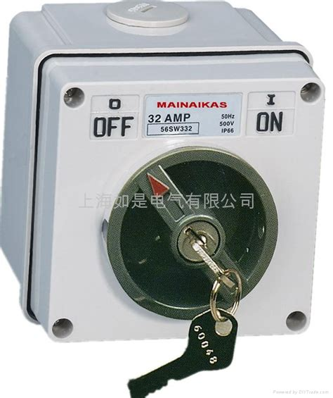 Isolating Switch Clipsal Clipsal Waterproof Isolating Switch Shall 56sw 56sw332 Mainaiks China Manufacturer Other