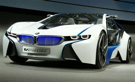 bmw vision efficientdynamics concept photo 296233 s