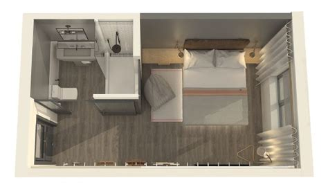 marriott hotel room layout city says ok to more tiny hotel rooms