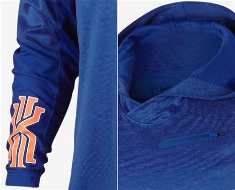 Zipper Hoodie Sweater Kyrie Irving Premium H 7 Slc 1 nike kyrie hyper elite shooter hoodie sportfits