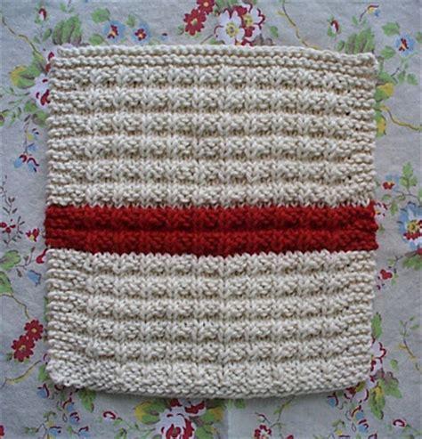knitting pattern en francais homespun living waffle knit dishcloth pattern en francais