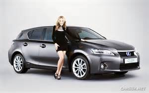 Ct200 Lexus Lexus Grabs A Of Minogue For The Lexus Ct200h