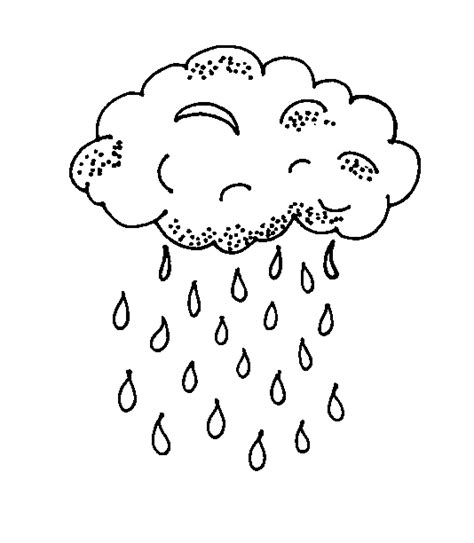 color raine rainy season coloring pages coloring pages