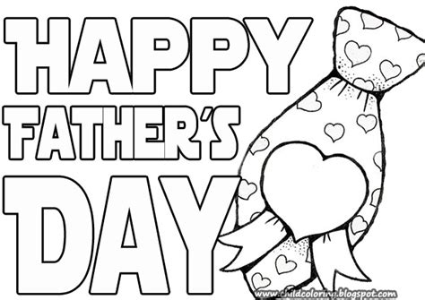 coloring pages for fathers day may 2012