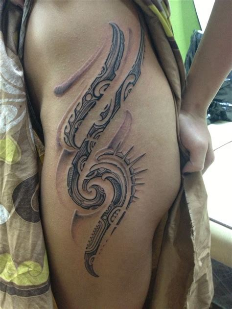 pinoy polynesian tattoo design my polynesian tribal tattoos