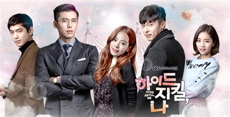drakorindo hyde jekyll me hyde jekyll me review amusings