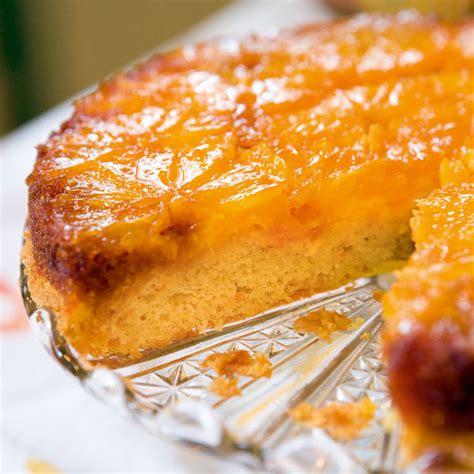 kuchen mit orangen orangen karamell kuchen rezept k 252 cheng 246 tter