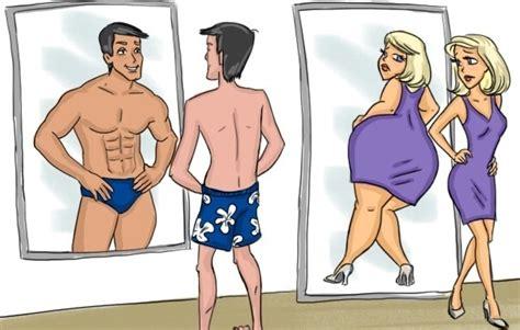 imagenes mujeres vs hombres divertidas diferencias entre hombres y mujeres