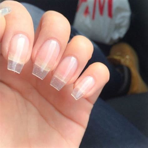 Gel Acrylic Nails by Gel Extensions Riyathai87 I Gel