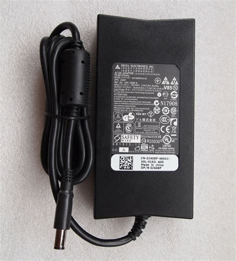 oem dell  laptop charger  dell alienware mx