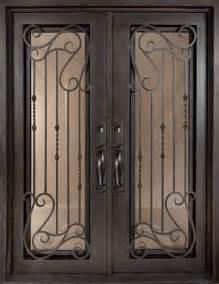 62x82 affinity iron door beautiful wrought iron