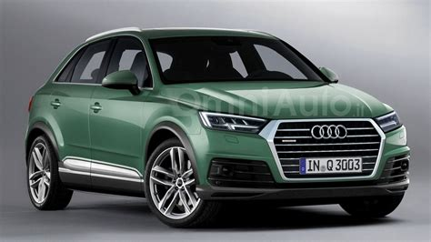 Audi Q3 Design by Best 2019 Audi Q3 Design Images Carwaw