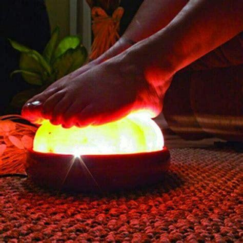 Himalayan Salt Foot Detox Blocks Do They Work by Now In Stock The Himalayan Salt Foot Dome Is A