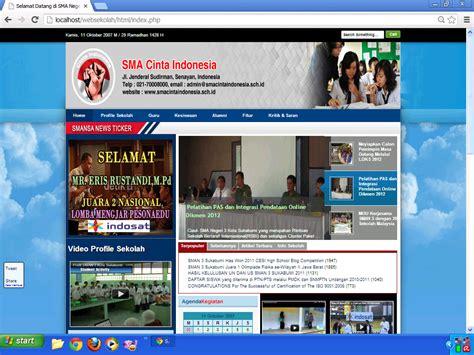 membuat website untuk sekolah unduh cms formulasi untuk membuat website sekolah rumah