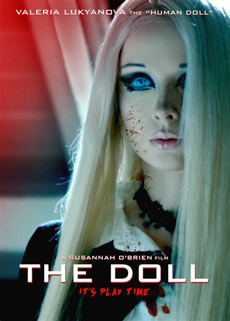 film barbie horor first trailer for creepy horror the doll featuring