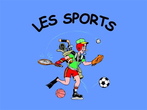 french sports french year 8 sport opinions