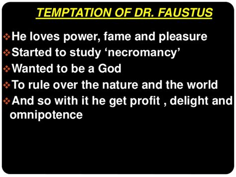 Dr Faustus Essay by Doctor Faustus Essay