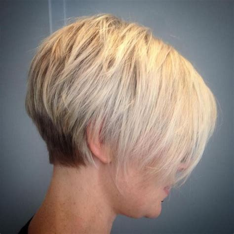 tone stacked pixie bob thick hair styles hairstyles