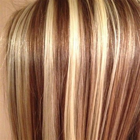 pictures of hair foiling colors 7 foils highlights hairstylegalleries com