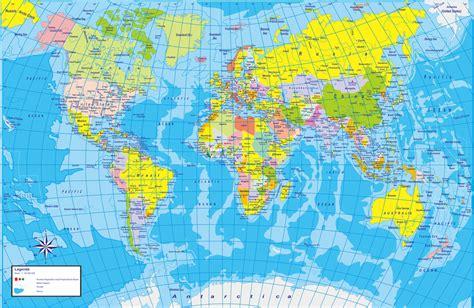 tutorial menggambar peta dunia peta dunia lengkap format coreldraw gratis vektorstok