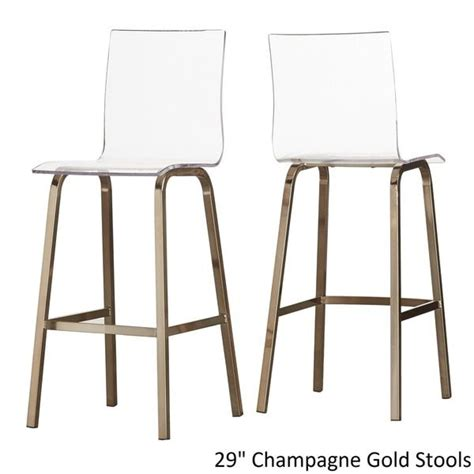 Clear Acrylic Swivel Bar Stools by Best 20 Acrylic Bar Stools Ideas On Acrylic