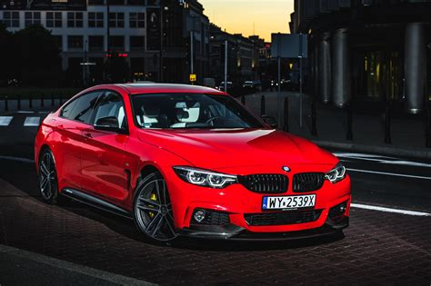 bmw  gran coupe  performance parts