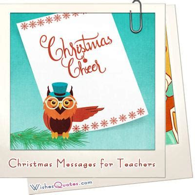 christmas messages  teachers wishesquotes