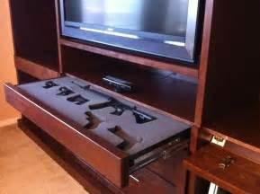 gallery for gt custom hidden gun cabinets