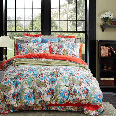 turquoise bedding set turquoise bedding bohemian bedding luxury duvet covers