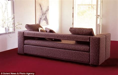 transforms into bunk bed 163 3 000 sofa that transforms into a bunk bed daily mail