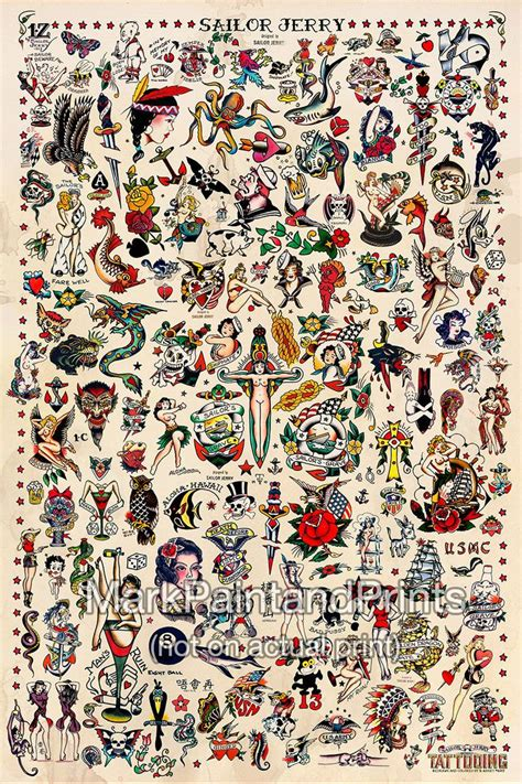 small sailor tattoos collection of 25 sailor jerry american tattoos flash