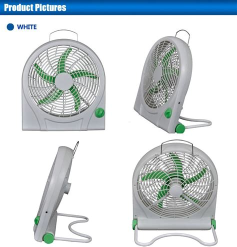 10 battery operated fan guangdong 10 inch small solar battery fan battery powered