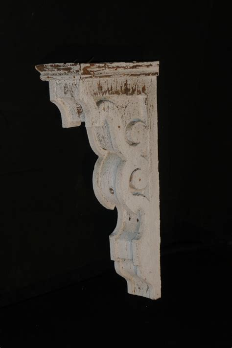 Large Wood Corbels For Sale Antique Large Decorative Wooden Corbel