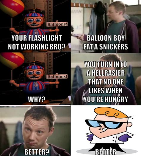 Balloon Boy Meme - devious collection 12 favourites by dawnpancakes on deviantart