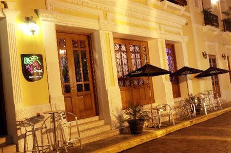 Panama Dining Room Bar Grapes Restaurant Bar Panama City Restaurant Reviews