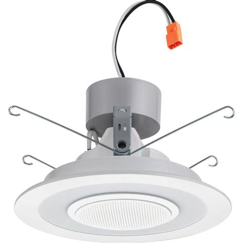 lithonia recessed lighting reviews lithonia lighting 6 in white integrated led recessed trim