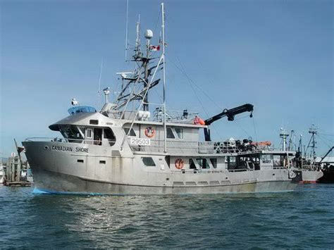 fishing boat for sale bc canada shore expedition yacht