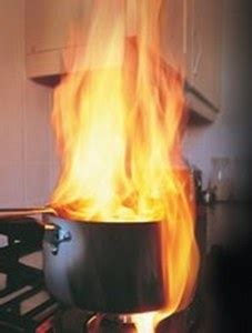How Many Fires Start In The Kitchen by How Not To Handle A Kitchen Bridges Burrows