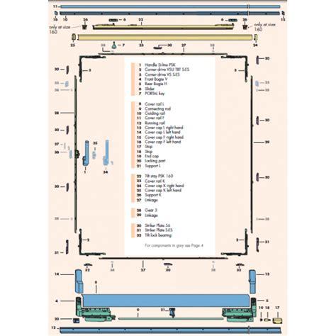 tilt a door parts tilt door parts search sc 1 st window hardware