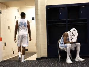 gets beat up in locker room villanova scores buzzer beating three pointer to beat carolina daily mail