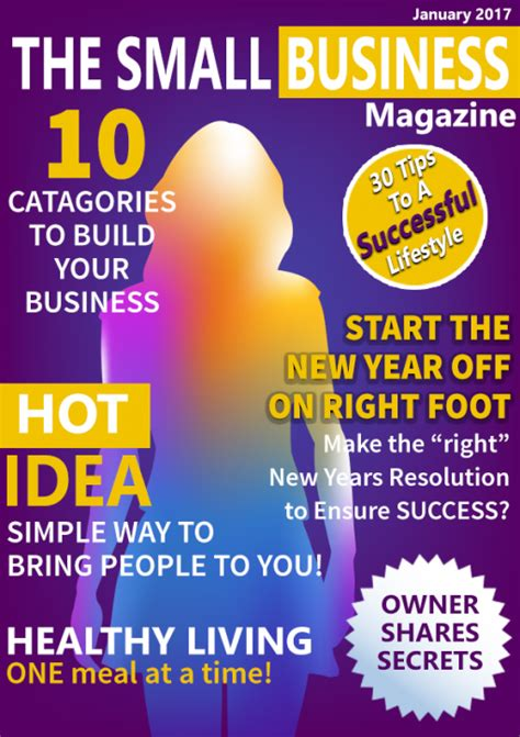 the small business magazine leading entrepreneurs to success