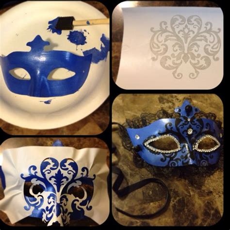 How To Decorate A Mask by 1000 Images About Masquerade Masks On