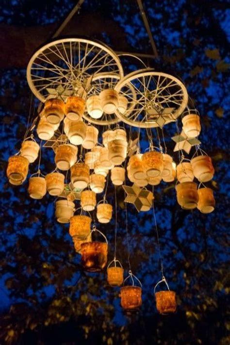 kronleuchter mit kerzen und len die 25 besten ideen zu pavillon auf pavilions