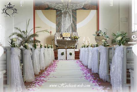 Kirchendeko Hochzeit Vintage by Kirchendekoration Und Dekoration F 252 R Trauung Im Freien