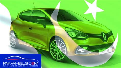 renault pakistan confirmed automaker renault is coming to pakistan